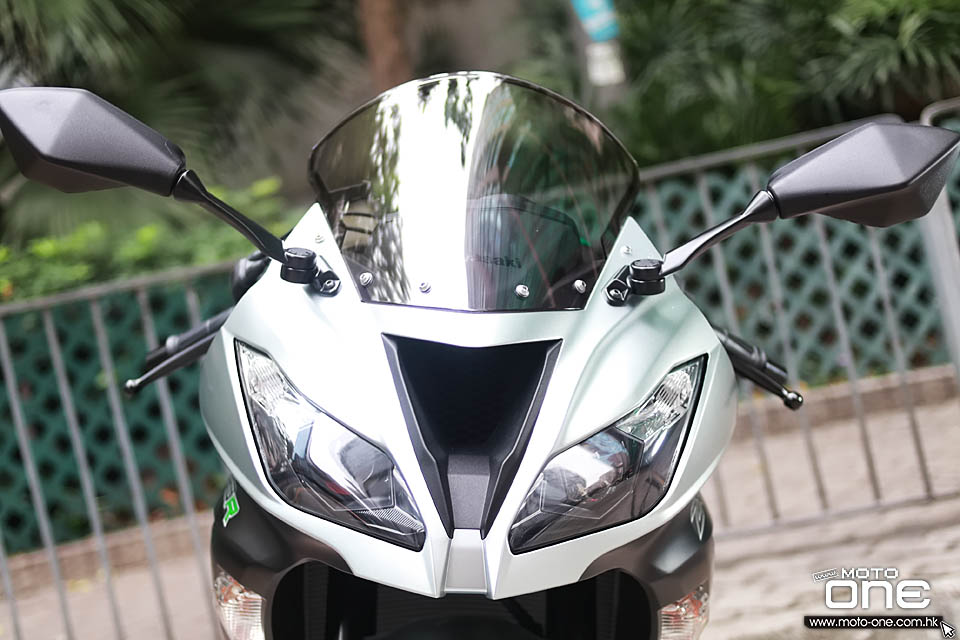 2018 Kawasaki ZX-6R 636