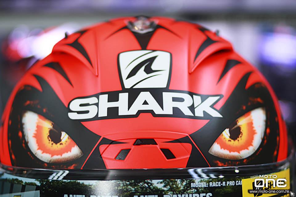 2018 SHARK Lorenzo Austrian GP MAT DIABLO
