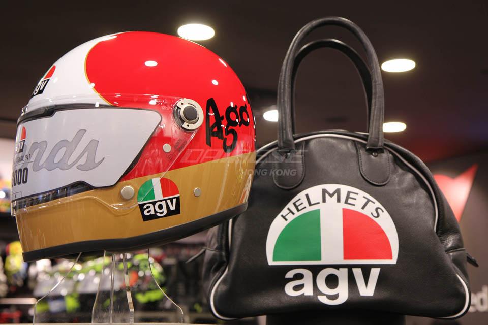 2018 AGV X3000 Giacomo Agostini