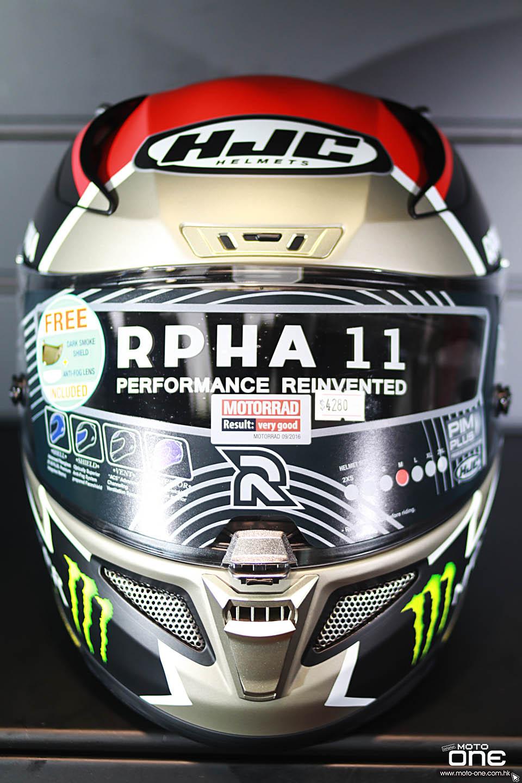 2018 HJC R-PHA 11 Jonas FOLGER