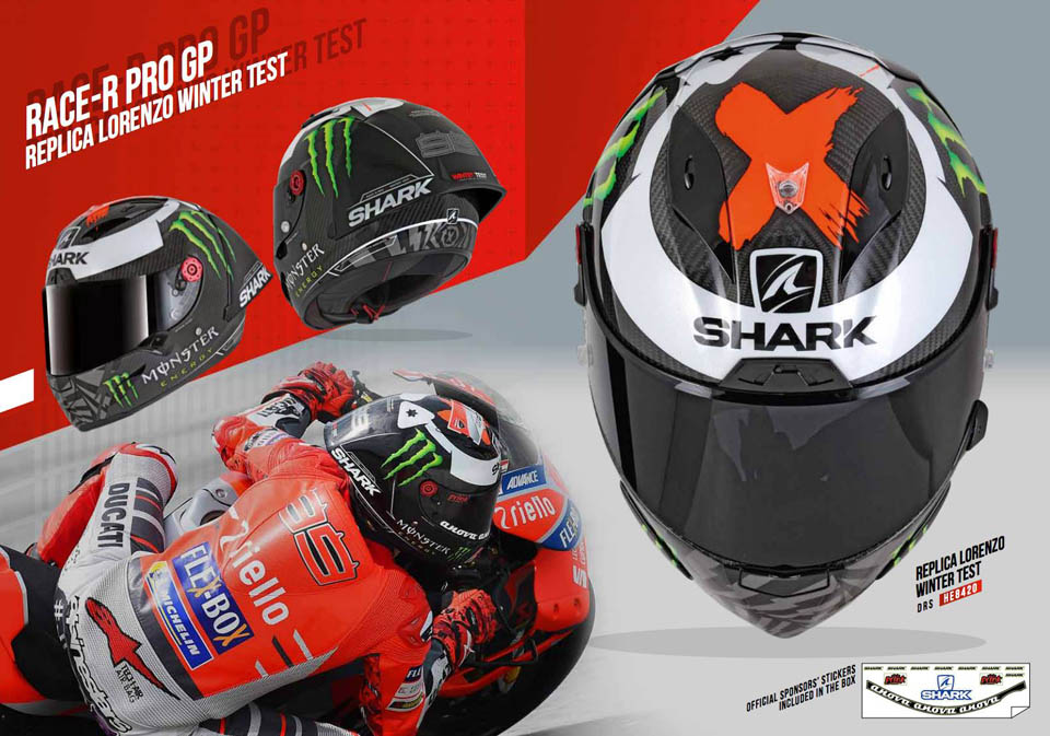 2018 SHARK RACE R PRO GP
