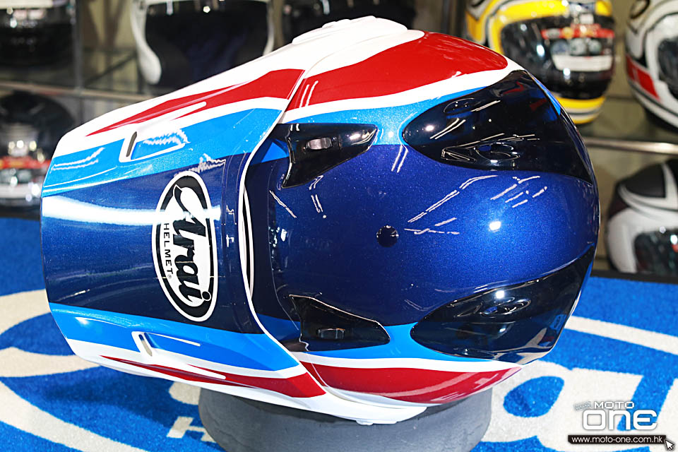 2018 Arai Tour Cross 3 Africa Twin