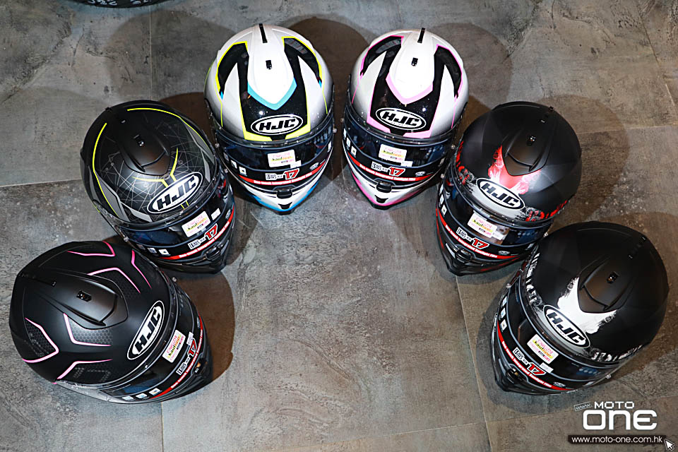 2018 HJC IS-17 HELMETS