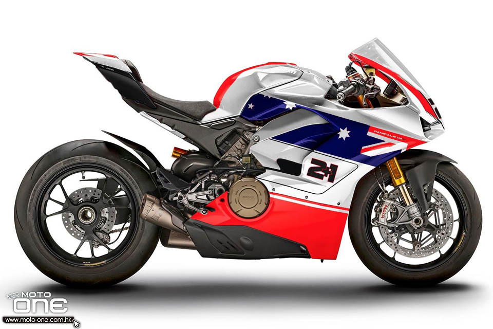 WDW2018 Ducati Panigale V4 S