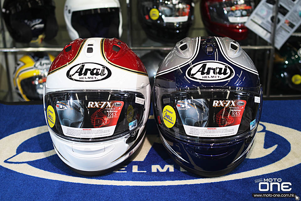 2018 Arai RX-7X Spencer 40th