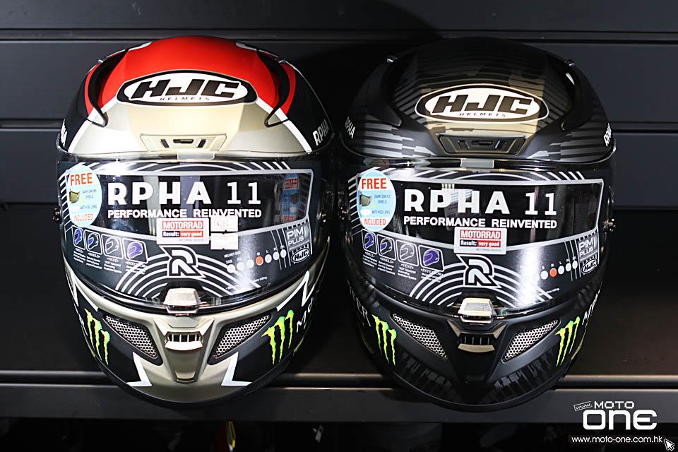 2018 HJC R-PHA 11 94 Monster Special