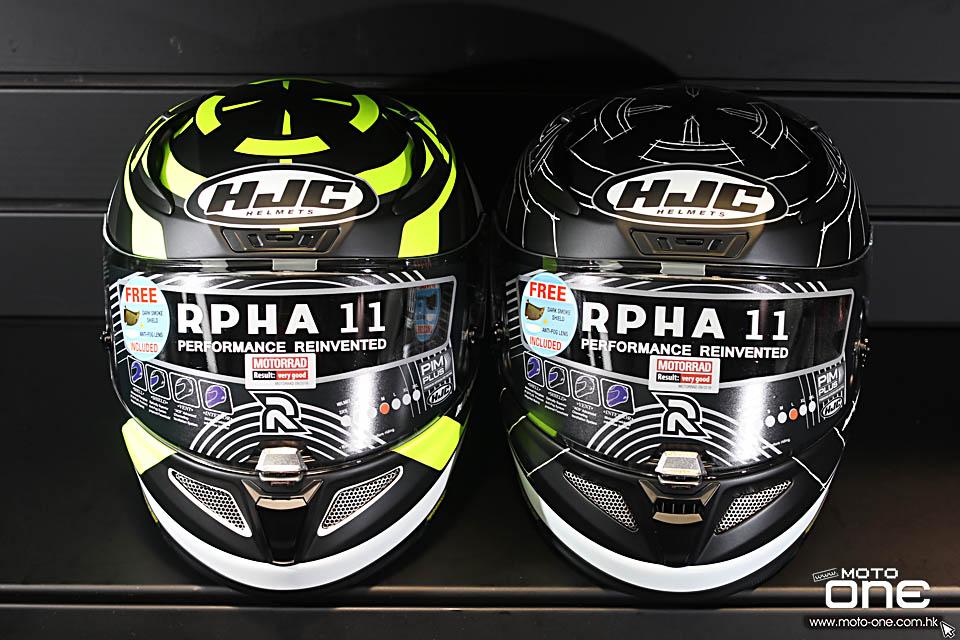 2018 HJC RPHA 11 Andrea Iannone Replica