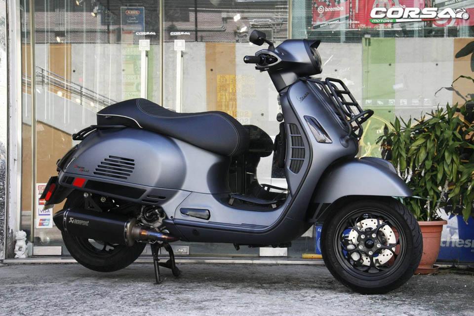 2018 Vespa GTS 300 Super