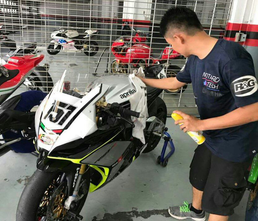 2018 MOTARD TECH SEPANG TRACK DAY