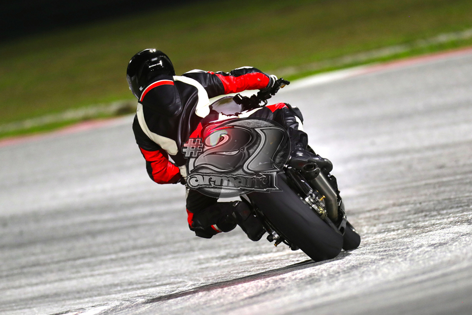 2018 sepang track day motard tech