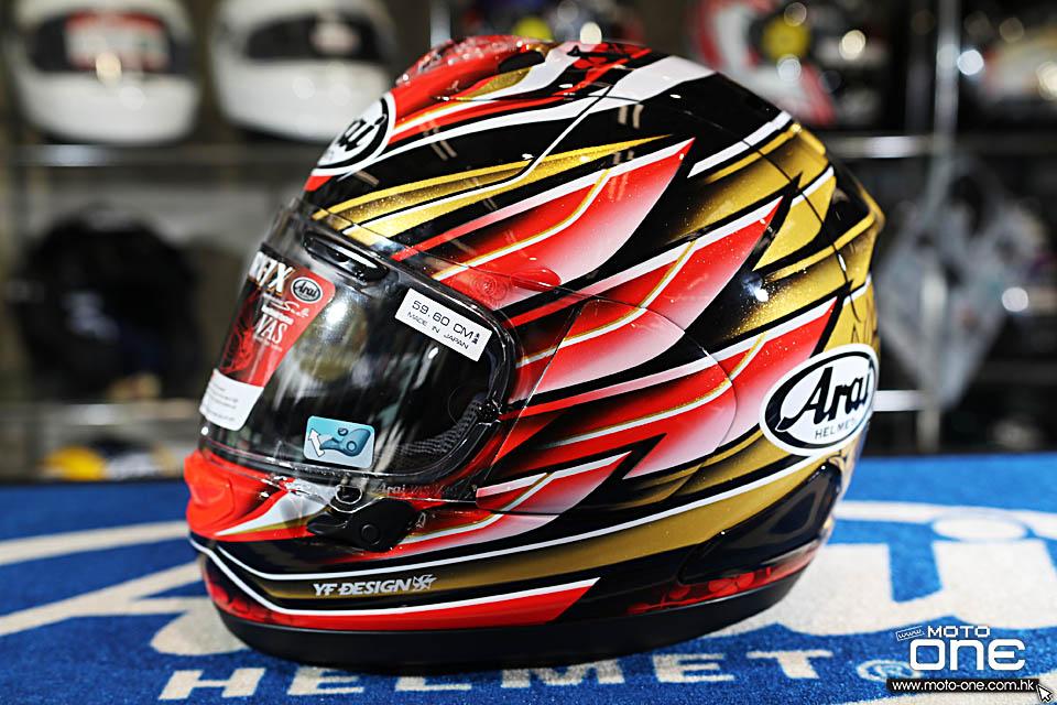 2018 ARAI RX-7X NAKAGAMI GP