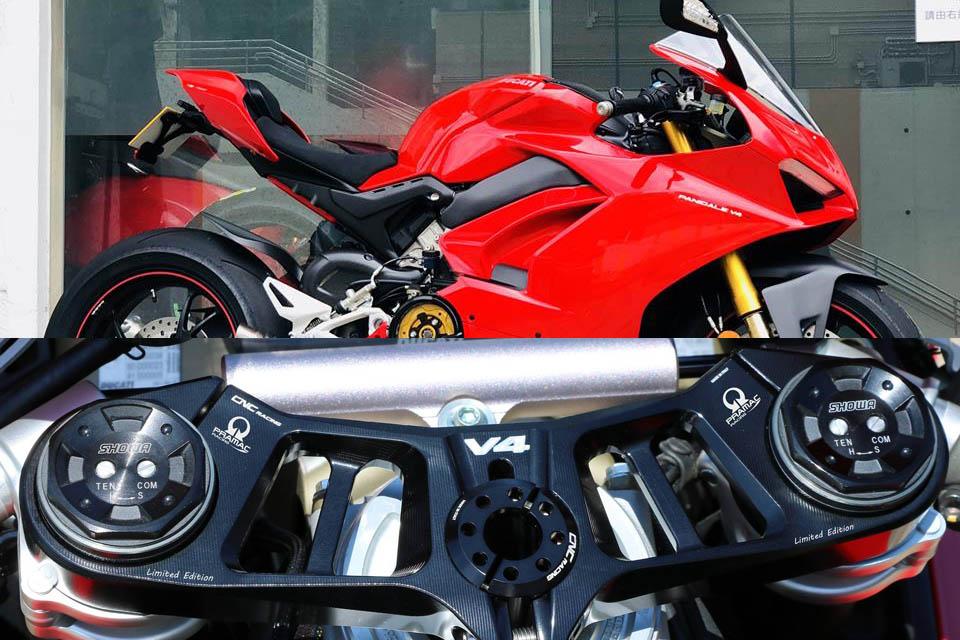 2018 CNC Racing Ducati Panigale V4