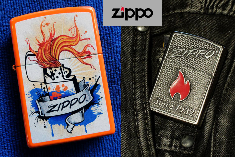 2018 Latest Zippo Lighters
