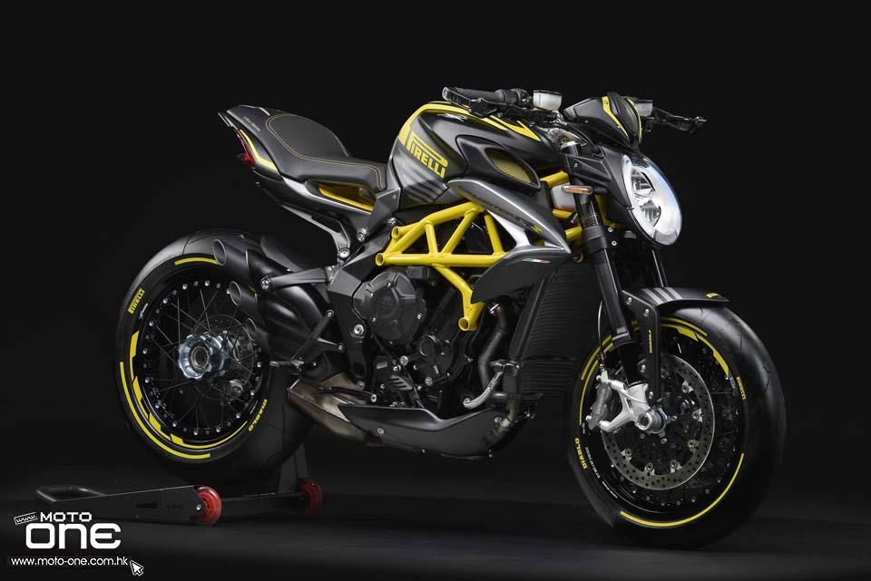 2019 MV Agusta Dragster 800 RR Pirelli