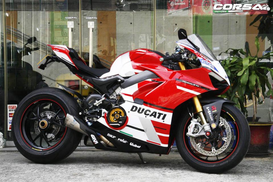 2018 Ducati Panigale V4S CORSA MOTORS_