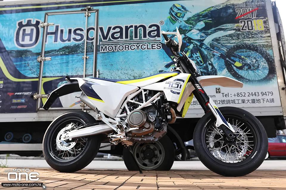 2019 HUSQVARNA 701 SUPERMOTO