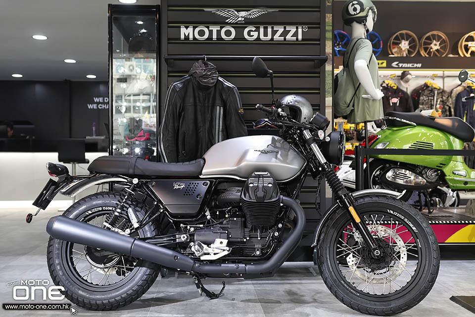 2019 Moto Guzzi V7 3 Rough