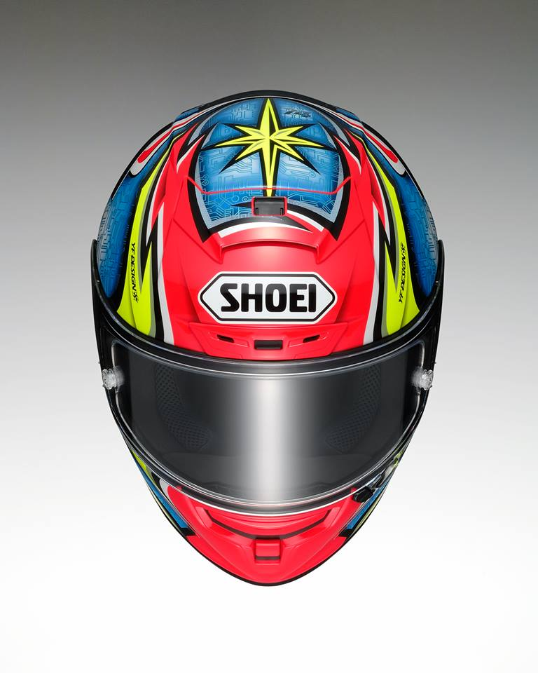 2019 SHOEI X-Fourteen DAIJIRO