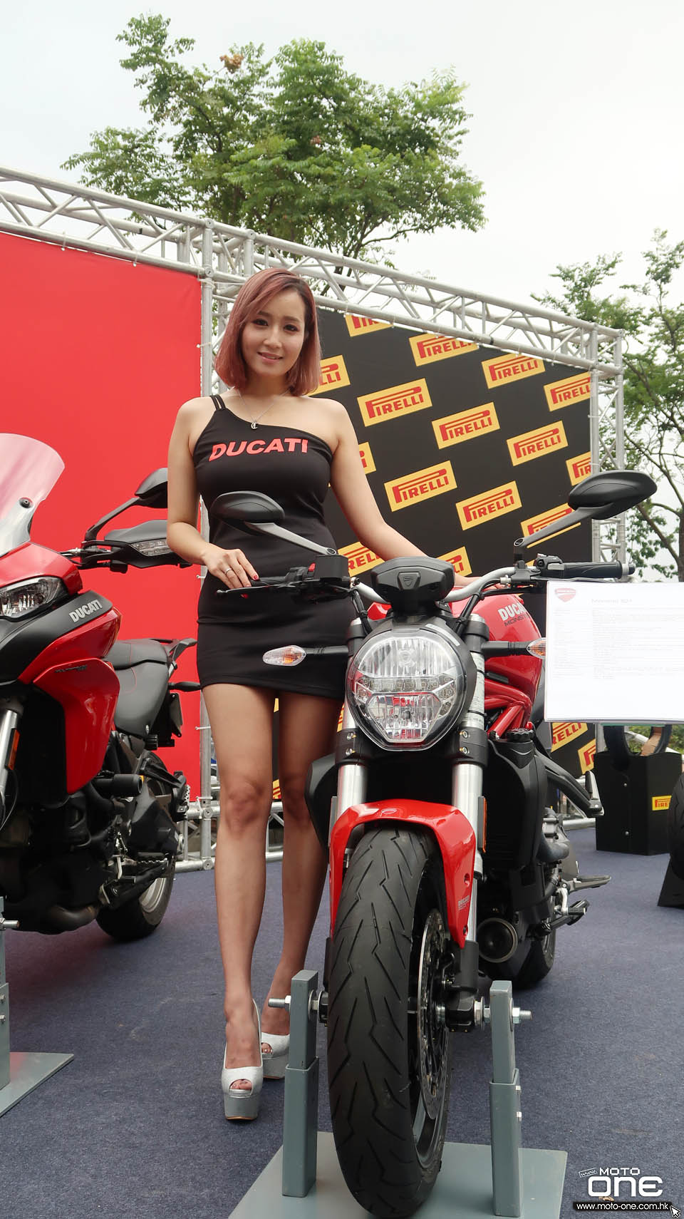 2018 Ducatii HK BIKE SHOW