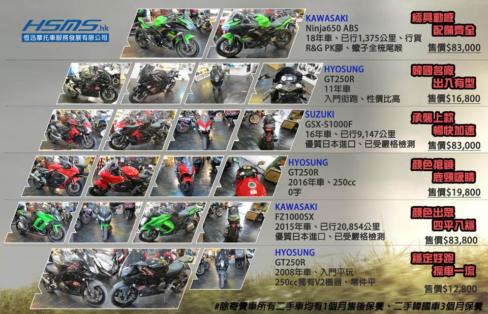 2018 HSMS HK 11 USED BIKE