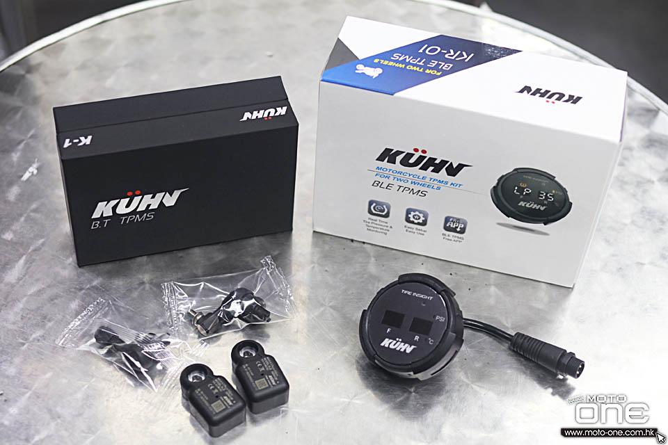 2018 KUHN K-1 & KR-01