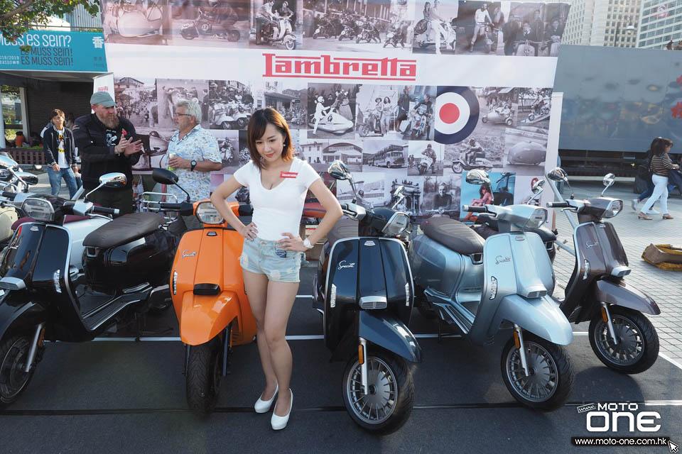 2018 MOTO DEPOT LAMBRETTA V200