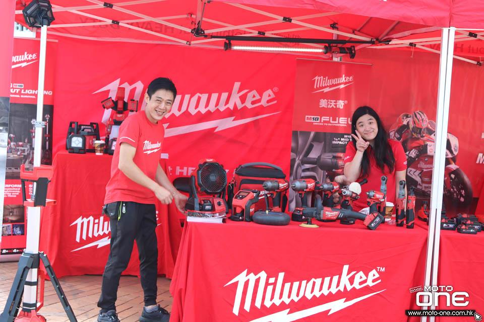 2018 Milwaukee HK BIKESHOW