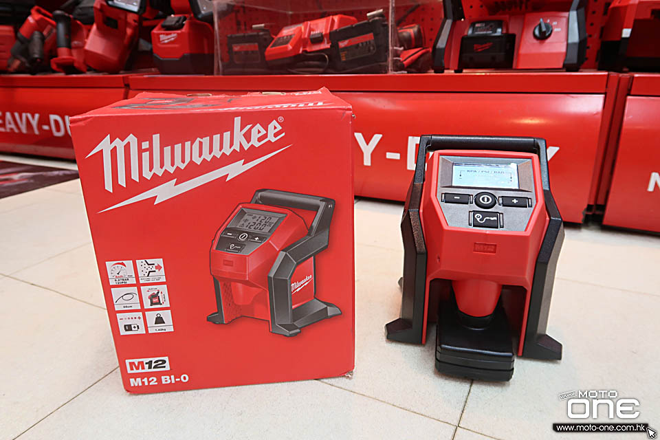 2018 Milwaukee m12 bi