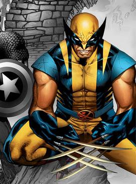 2019 HJC x Marvel Wolverine R-PHA 70
