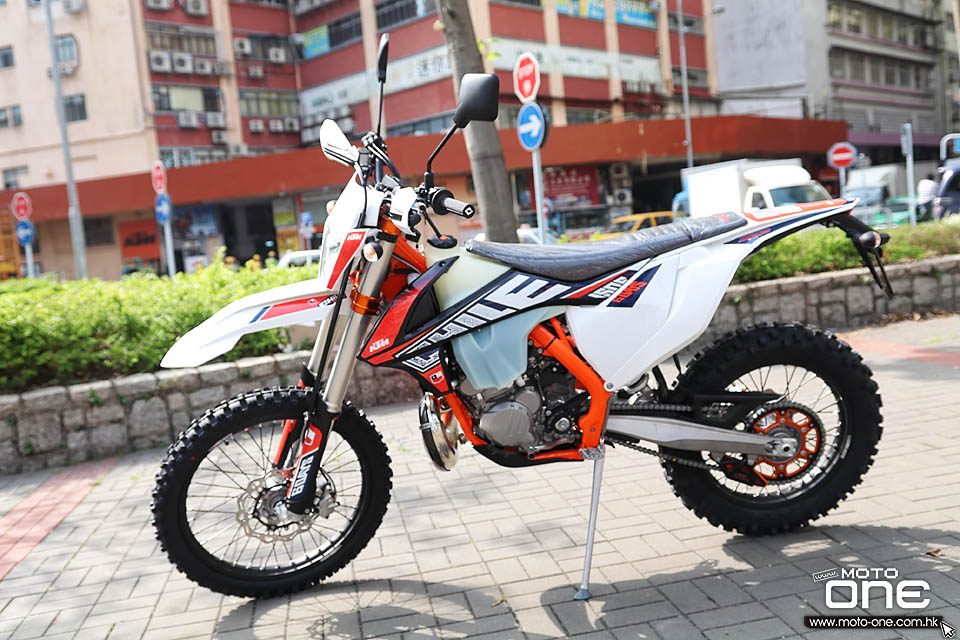 2019 KTM 300 EXC TPI SIX DAYS Edition