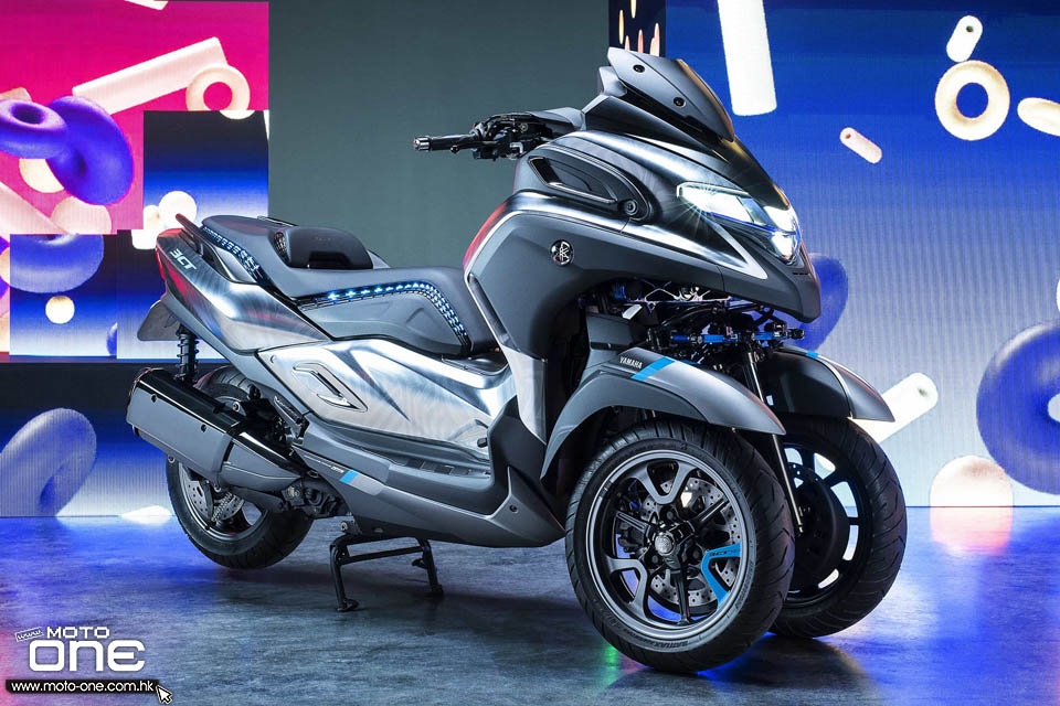 2019 YAMAHA 3CT Prototype