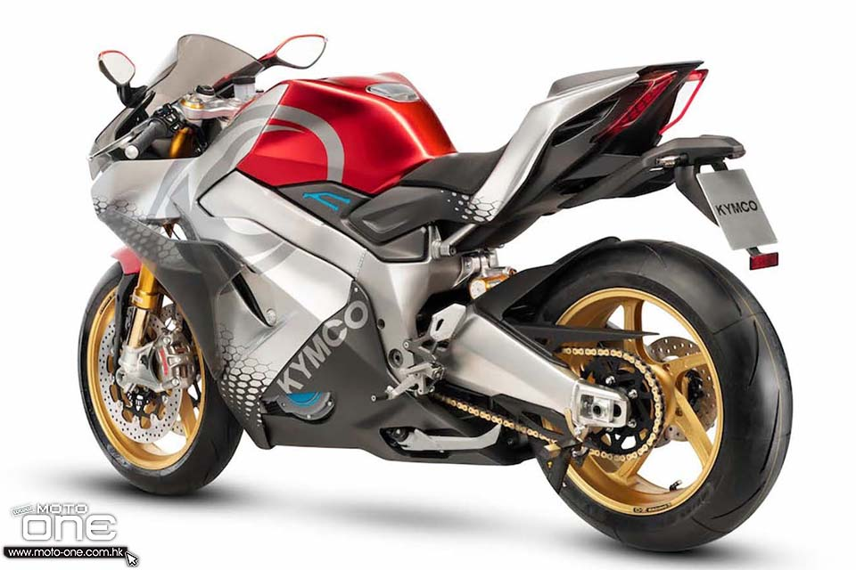 Kymco SuperNex electric superbike