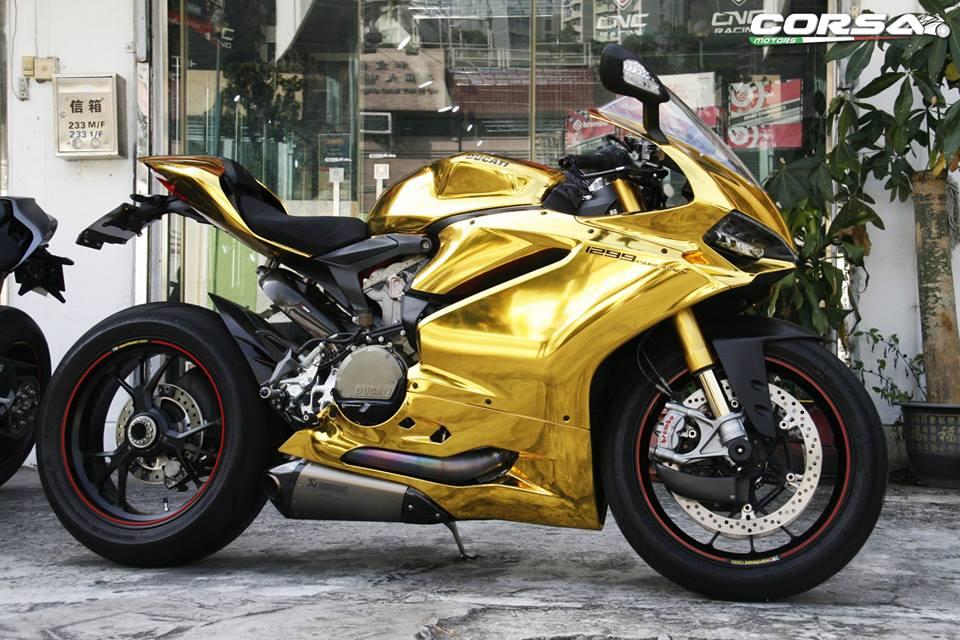 2018 DUCATI 1299 CORSA MOTORS