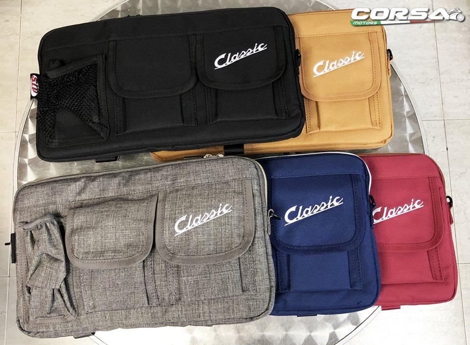 2018 Vespa SIP Classic Bag
