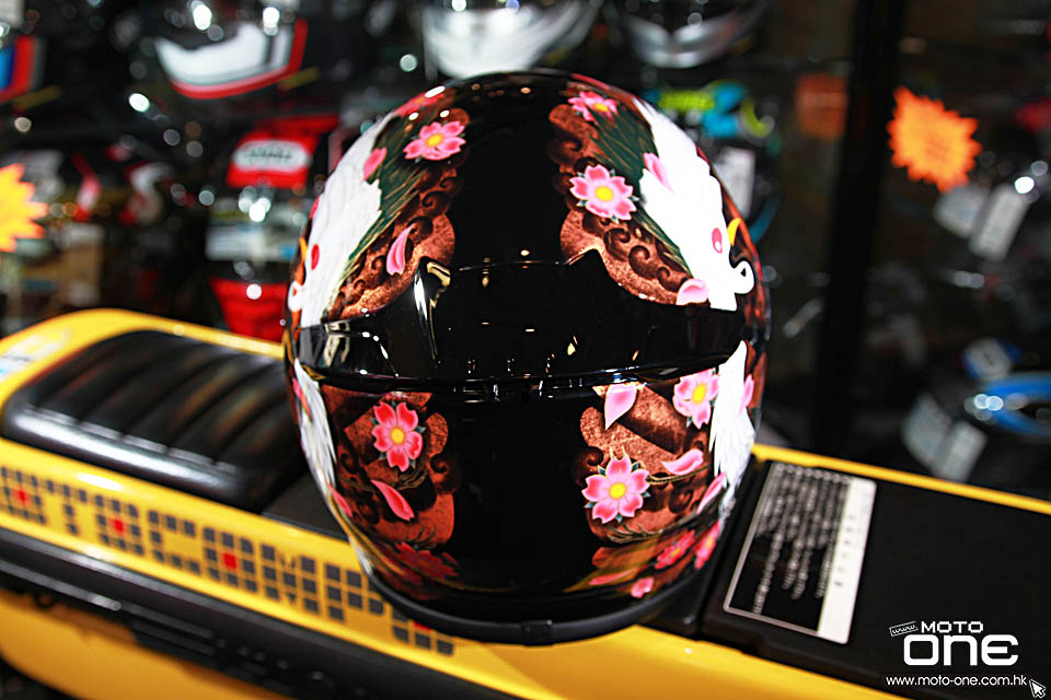 2019 SHOEI Z-7 Transcend TC-10