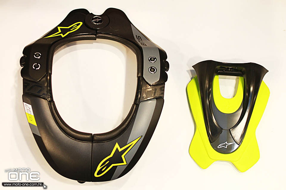 2019 Alpinestars Bionic Neck Support Tech 2