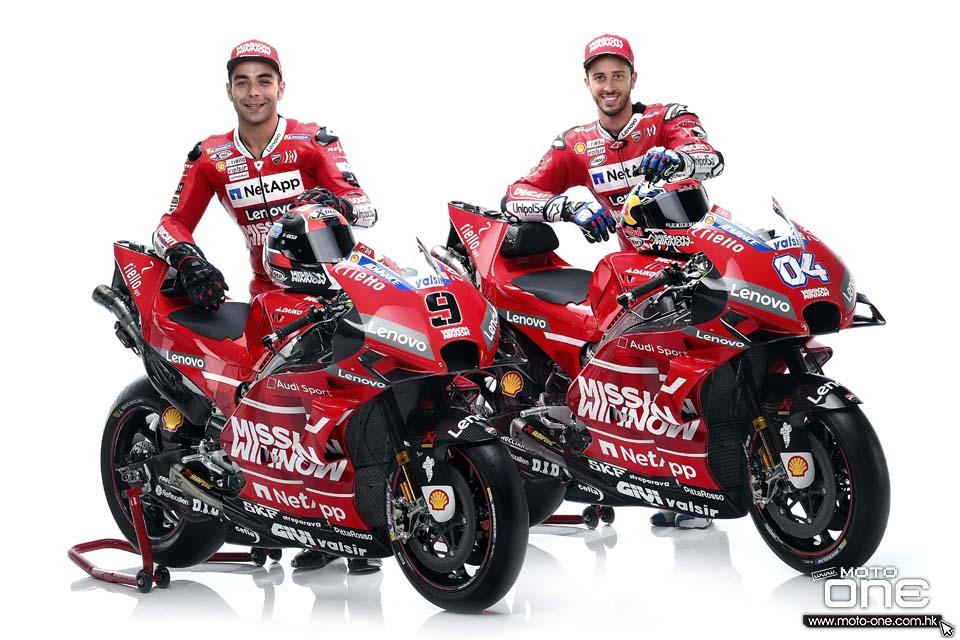 2019 Ducati Desmosedici GP19 MotoGP