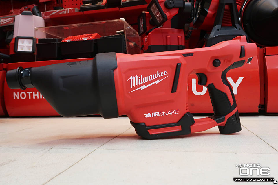 2019 MILWAUKEE M12 DRAIN CLEANING AIR GUN