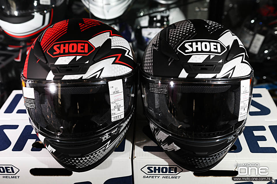 2019 SHOEI Z-7 VARIABLE