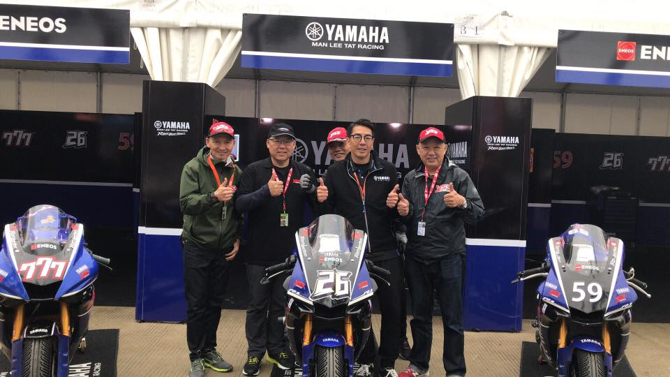 2019 MLT YAMAHA RACING TEAM_
