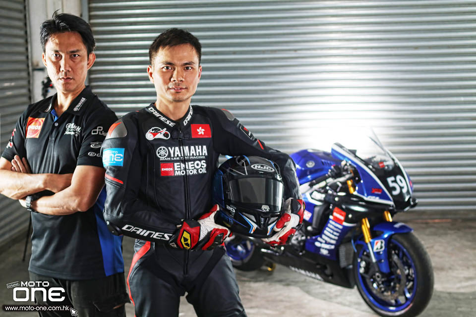 2019 YAMAHA MLT RACING TEAM