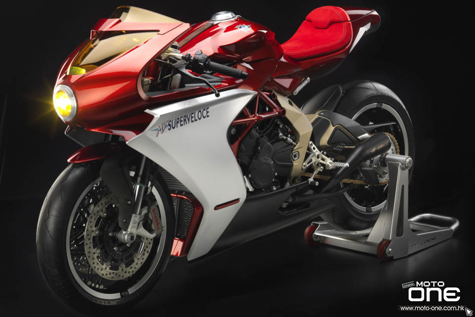2019 MV Agusta Superveloce 800 Serie Oro