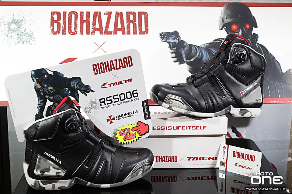 2019 BIOHAZARD X RS TAICHI RSS006