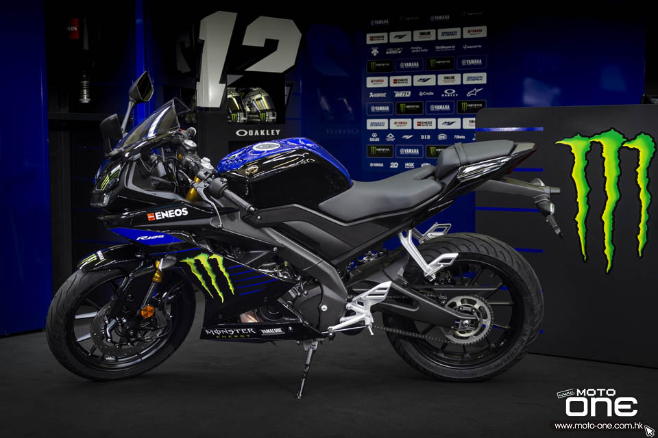 2019 Yamaha YZF R125