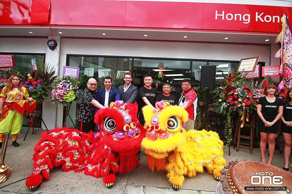 2019 DUCATI HK OPENING
