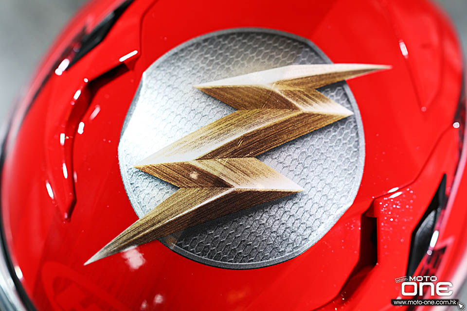 2019 HJC i70 The_Flash helmet