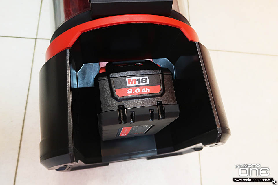 2019 MILWAUKEE M18 FUEL BACKPACK VACUUM