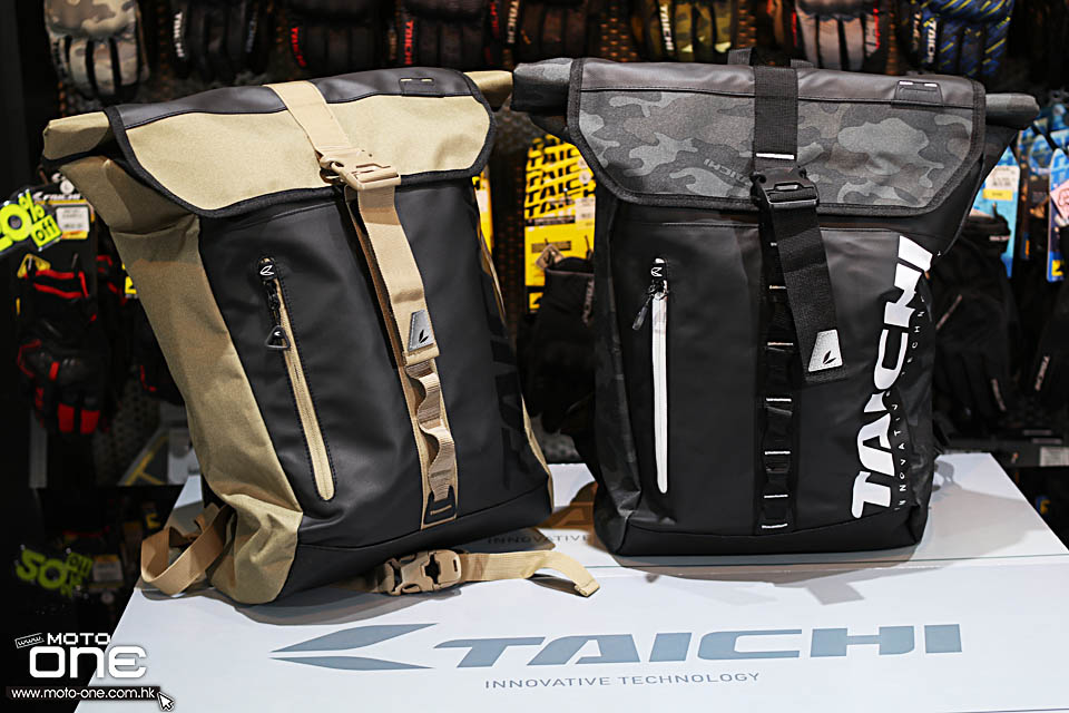 2019 RS-TAICHI WP BACK PACK WP HIP BAG