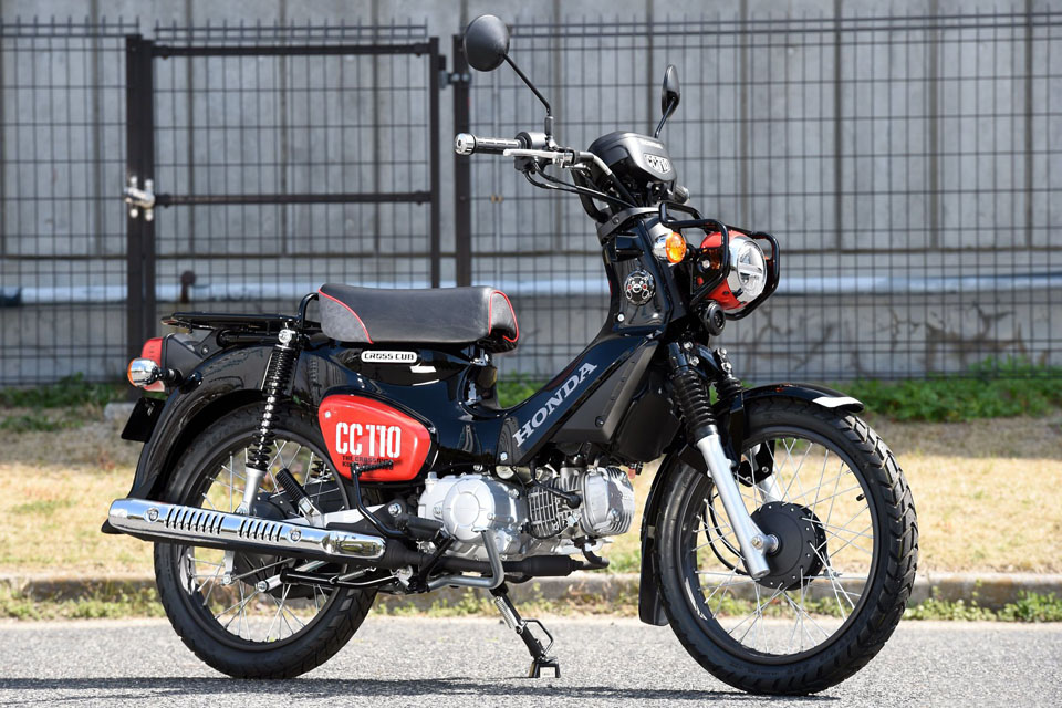 2019 CROSS CUB 110cc