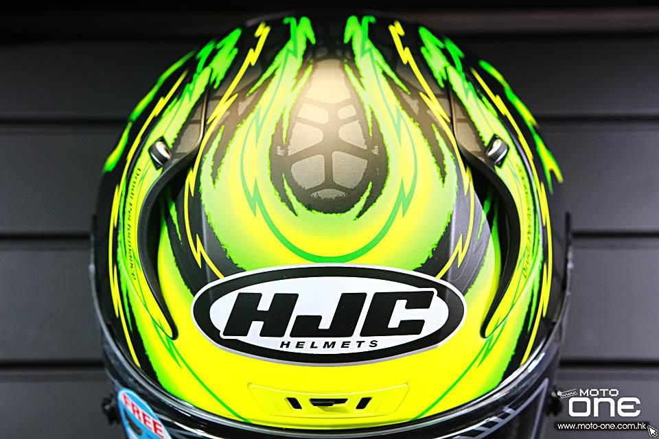 2019 HJC R-PHA 11 x Cal Crutchlow